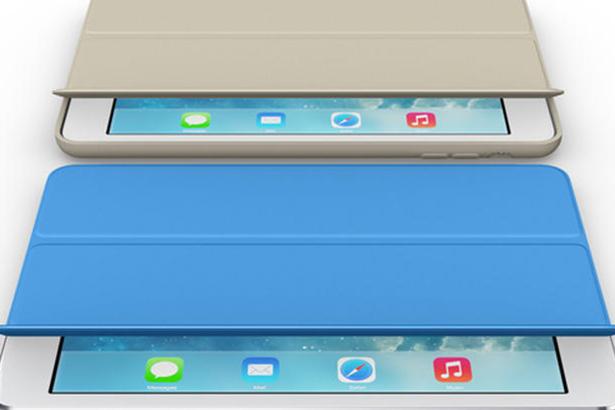 В Лондонском Apple Store «ожили» чехлы Smart Cover для iPad Air 2
