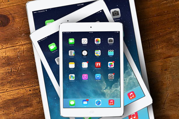 Первое фото чехла iPad Pro с Lightning-разъемом и отверстием для стилуса