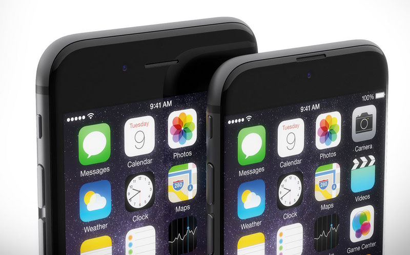 iPhone 6 Plus two