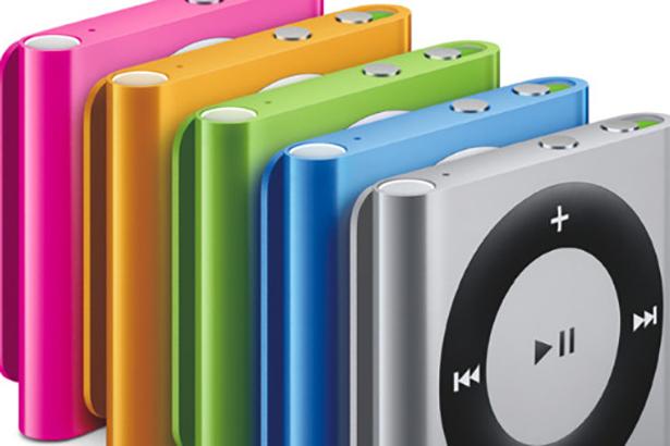 Портативный плеер iPod shuffle продолжит продаваться во всем мире