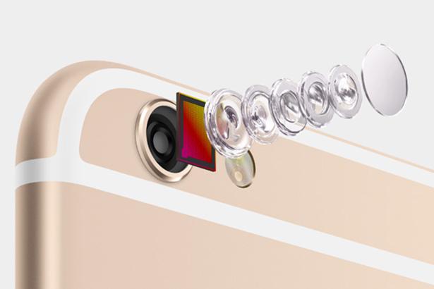 Новый iPhone 6s от Apple получит существенное улучшение камеры