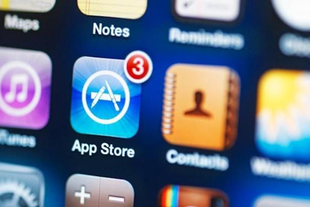 За 2014 год продажи приложений в App Store увеличились на 50%