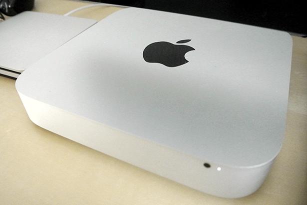 Apple начнет продажи Mac mini с накопителем 2 Тб