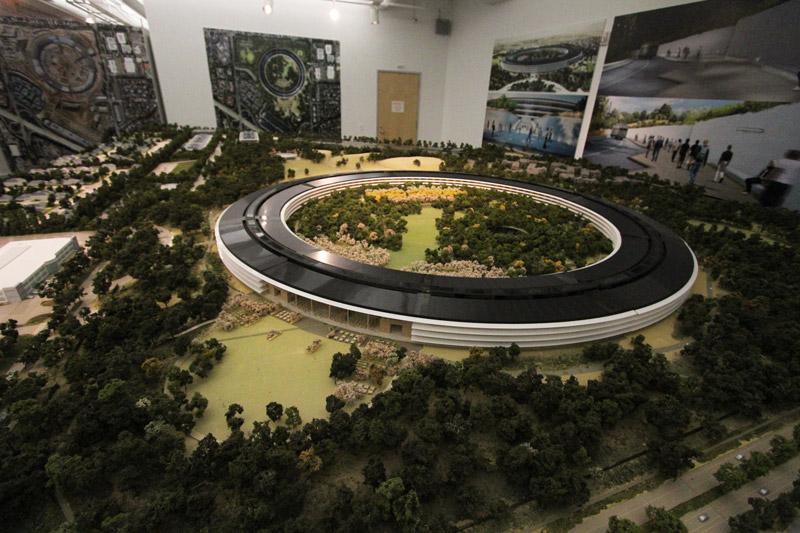 Apple Campus 2 Russia California USA Samsung Tim Cook Стив Джобс 5
