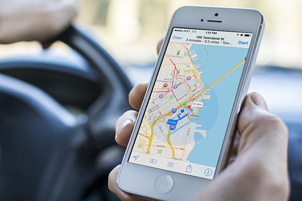 В Apple Maps появятся панорамный режим