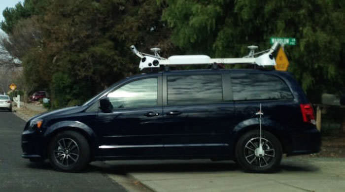 Apple Maps USA