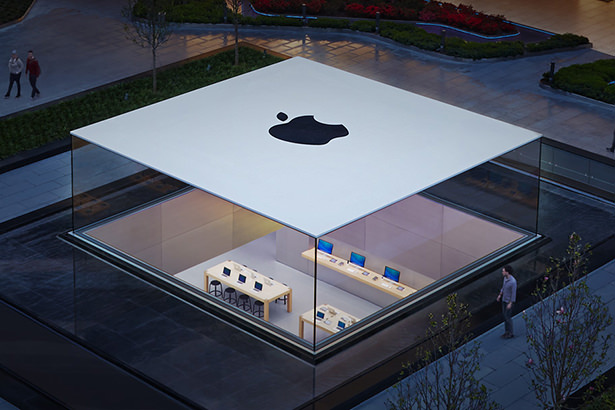 Магазин Apple Store может появиться в Москве уже в этом году