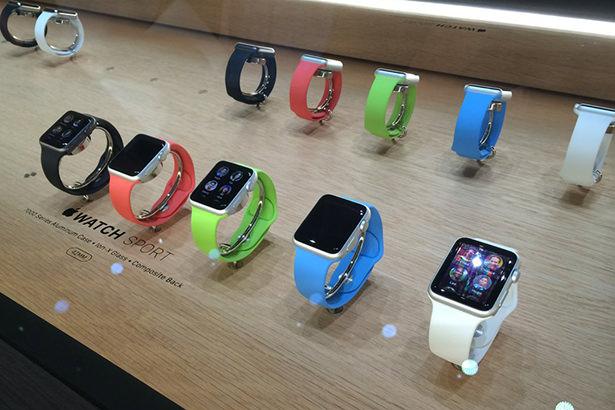 Магазины Apple Store получат специальную VIP-зону для покупателей золотых Apple Watch