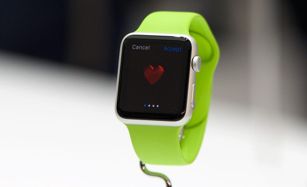 Apple Watch Russia