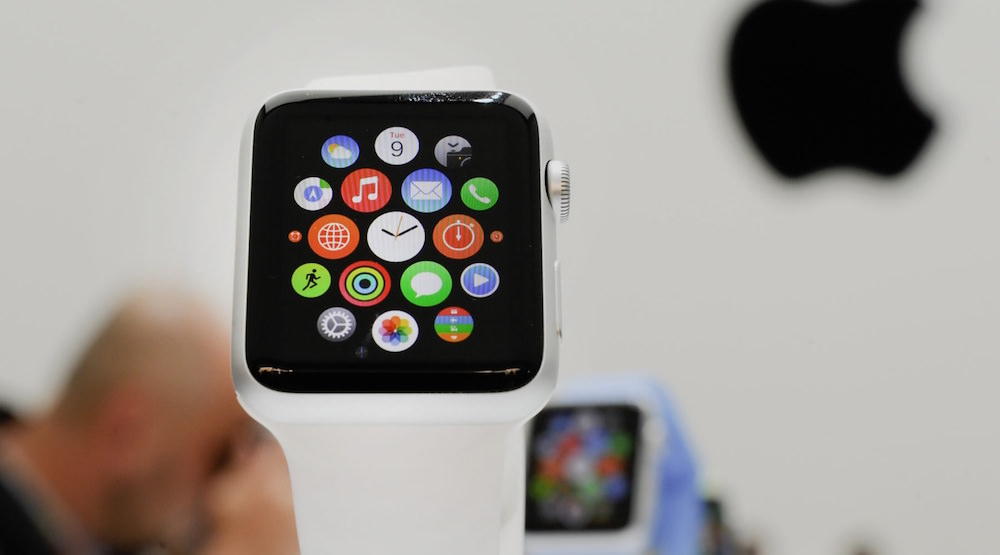 Apple Watch iWatch Review Russia USA Apple Store Watch App Store iPhone ipad 2