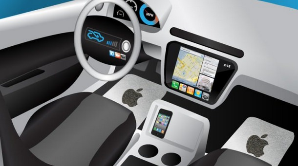 Apple iCar Car Tesla Russia 3