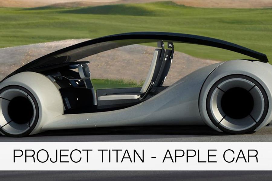 Стала известна дата выхода электромобиля Apple iCar