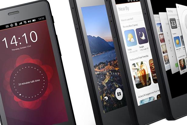 Первый в мире смартфон на Ubuntu Touch поступит в продажу через неделю