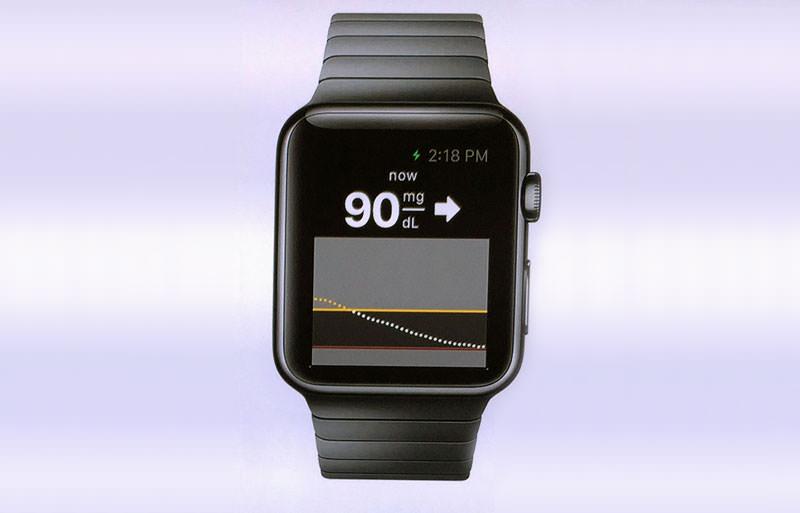 DexCom Apple Watch Сахар в крови диабет Russia USA 2