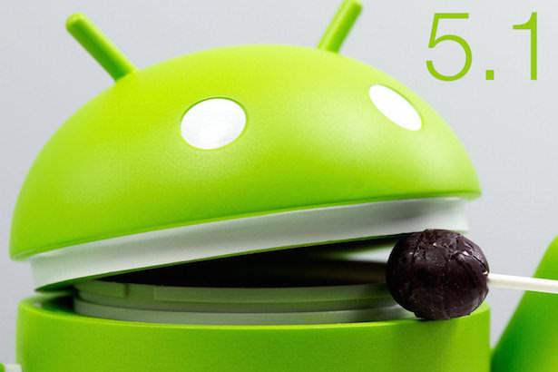 Google выпустит Android Lollipop 5.1 в ближайшие дни