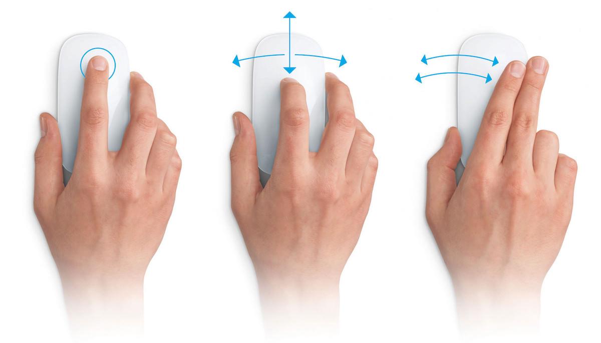Magic Mouse Apple OS X Yosemite Mavericks Setting CursorSense  Acceleration 4