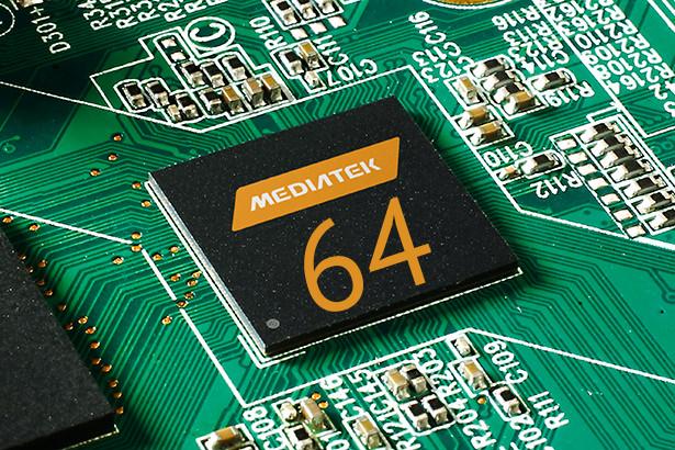 MediaTek представила новый 64-битный восьмиядерный процессор