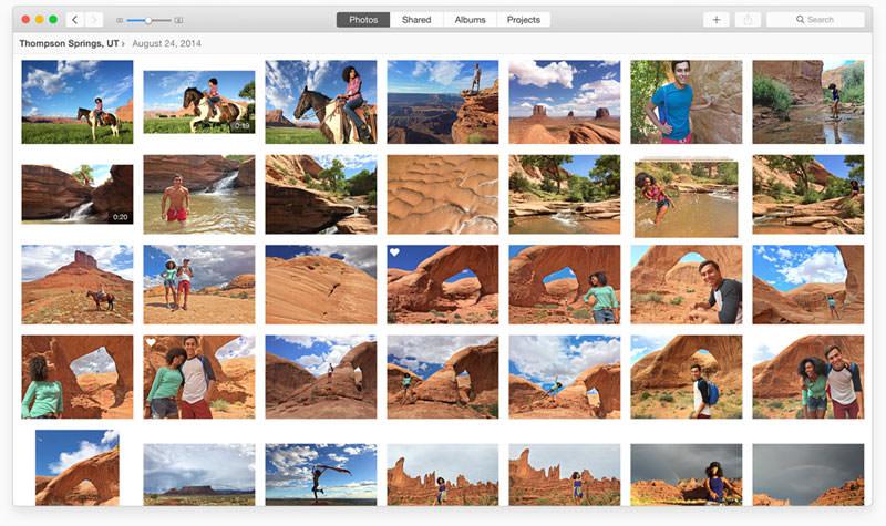 OS X Yosemite 2