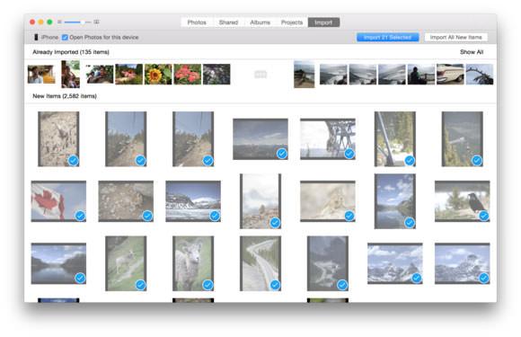 OS X Yosemite 3