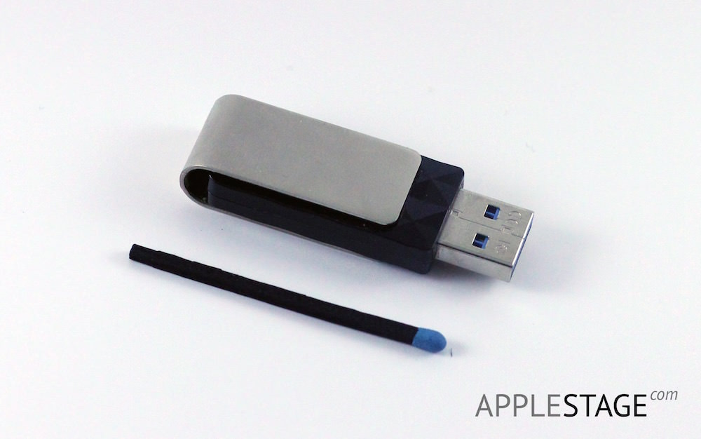 Silicon Power B30 AppleStage Apple Mac OS X Yosemite 10.10.3 iOS 16Gb USB 3.0 USB Flash 3.0 6