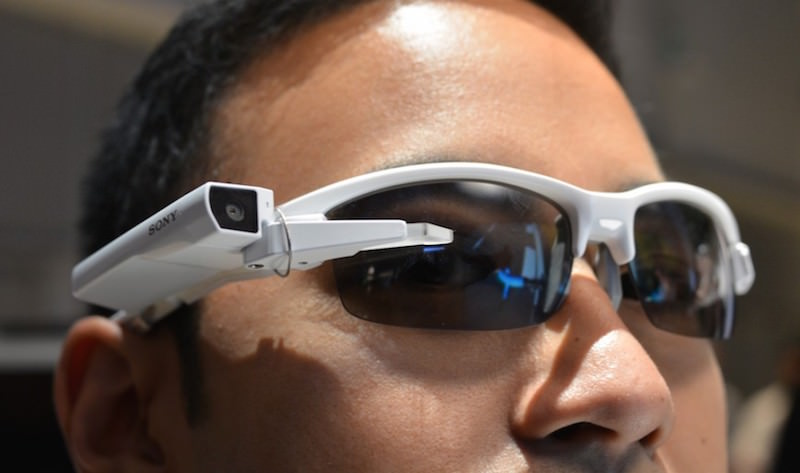 Sony SmartEyeglass 0