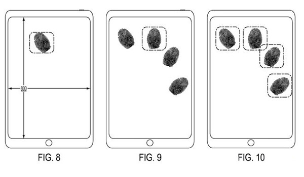 Touch ID Apple iPhone 2