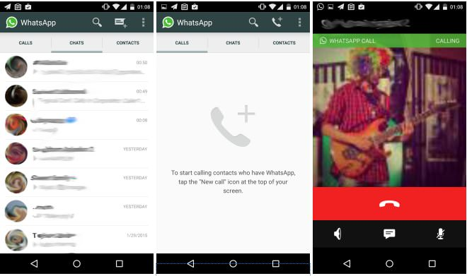 Whats App Call Russia iOS Android Apple Google