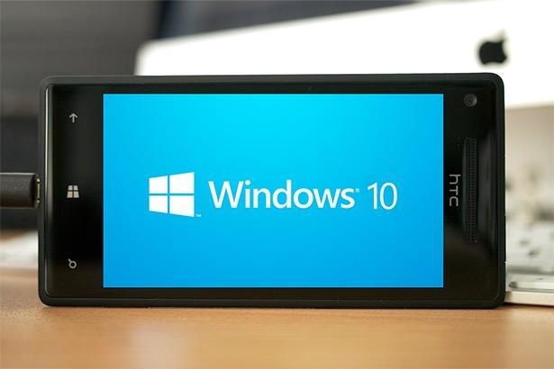 Windows Phone 10 Microsoft Russia Apple Крым