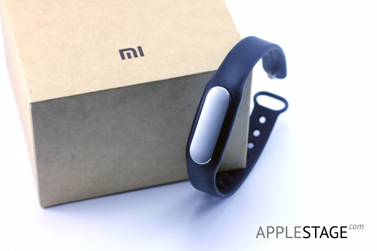 Xiaomi Mi band iPhone 6 Plus AppleStage Russia iOS 8 Apple 2