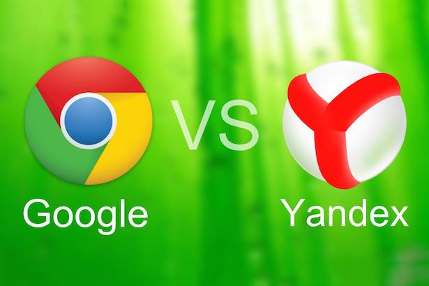 Поисковая система Google оказалась популярнее Yandex в России