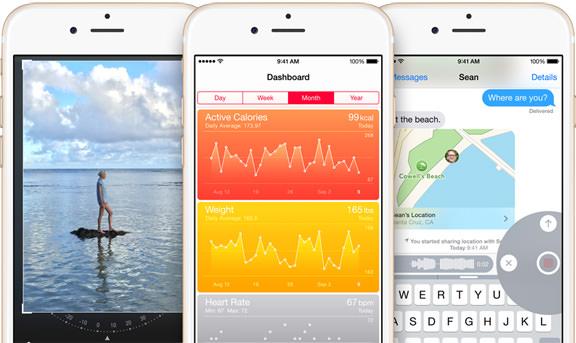 iOS 8.1.3 iOS 7 iOS 6 Apple Russia iPhone ipad