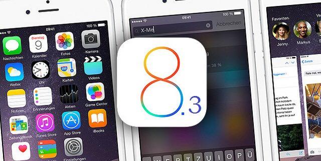 iOS 8.3 Russ Siri Beta 2