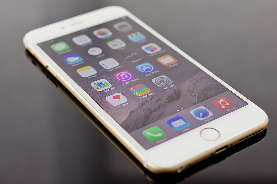 Новый патент на дизайн iPhone 6 поможет Apple в борьбе с Samsung