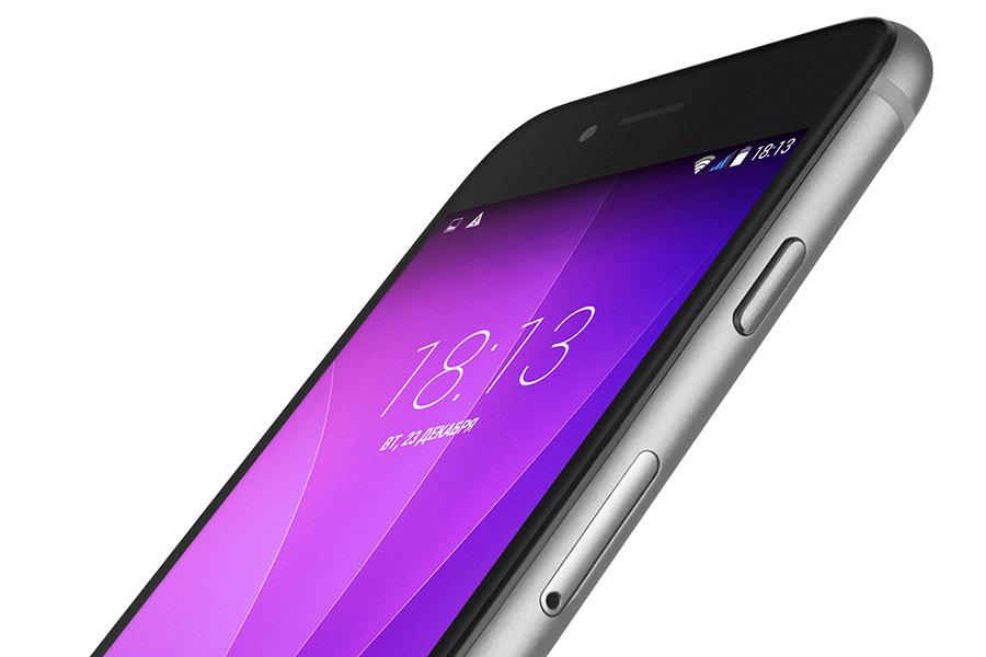 TeXet начала продажи копии iPhone 6 на Android по цене 12 490 рублей