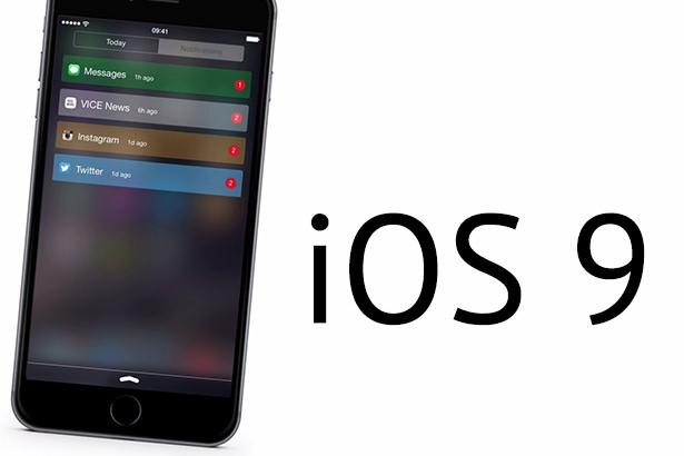 Концепт идеального центра уведомлений из iOS 9