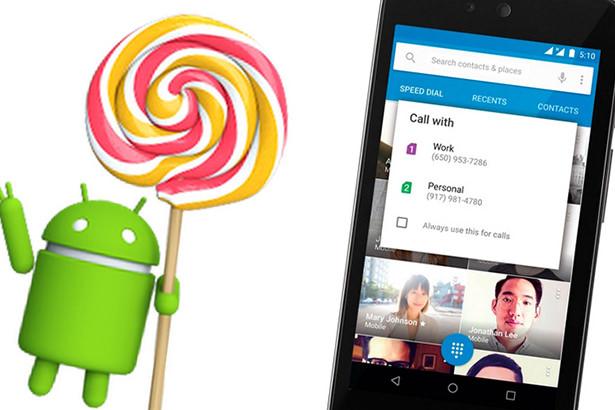 Google выпустила обновление Android Lollipop 5.1 для всех Nexus устройств