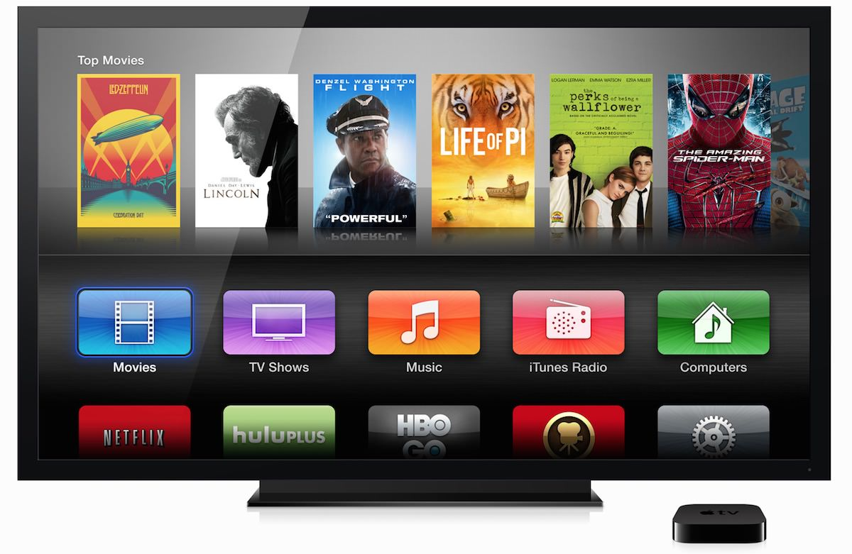 Apple TV Russia USA iPhone iPad iTV