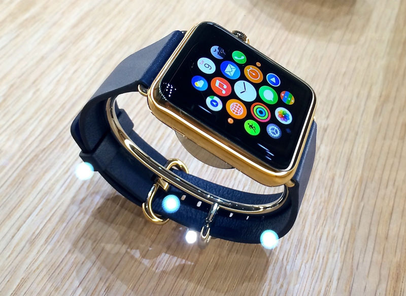 Apple Watch Russia Buy Black Gold Silver Yellow