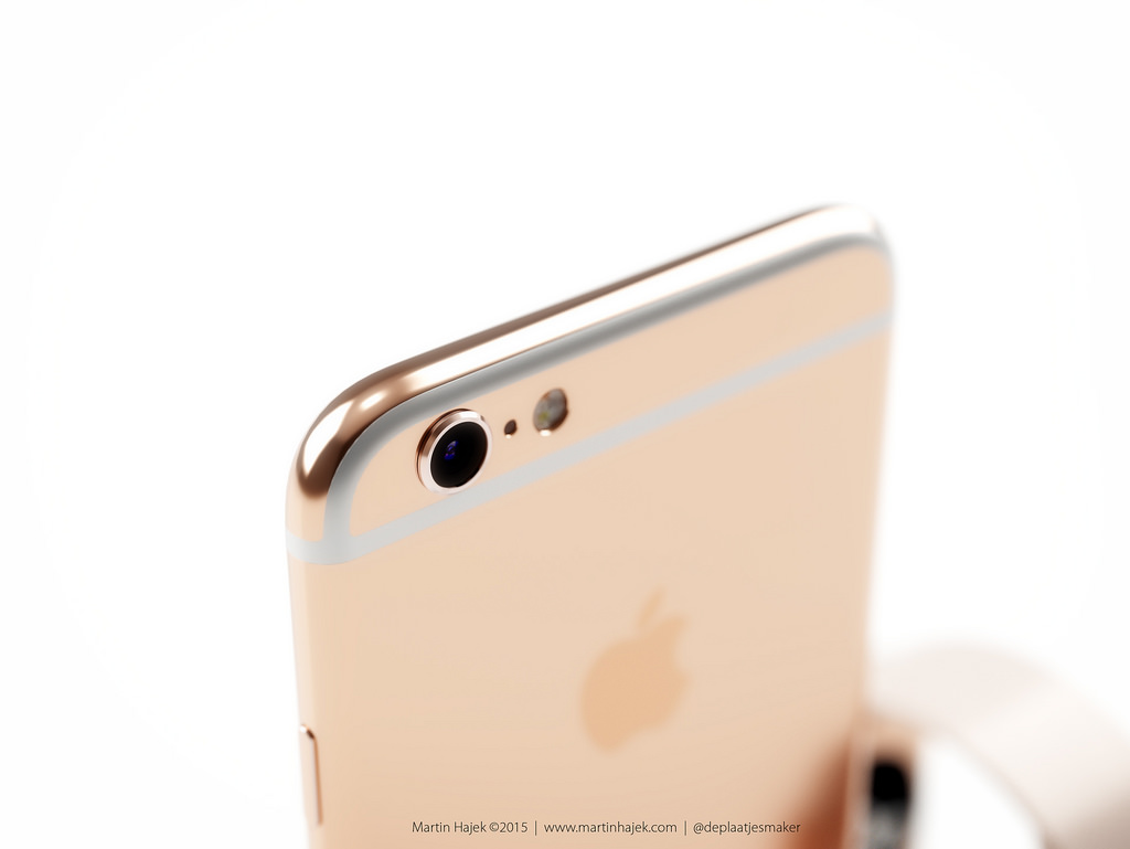 Apple iPhone 6s Apple Watch pink gold rose 2