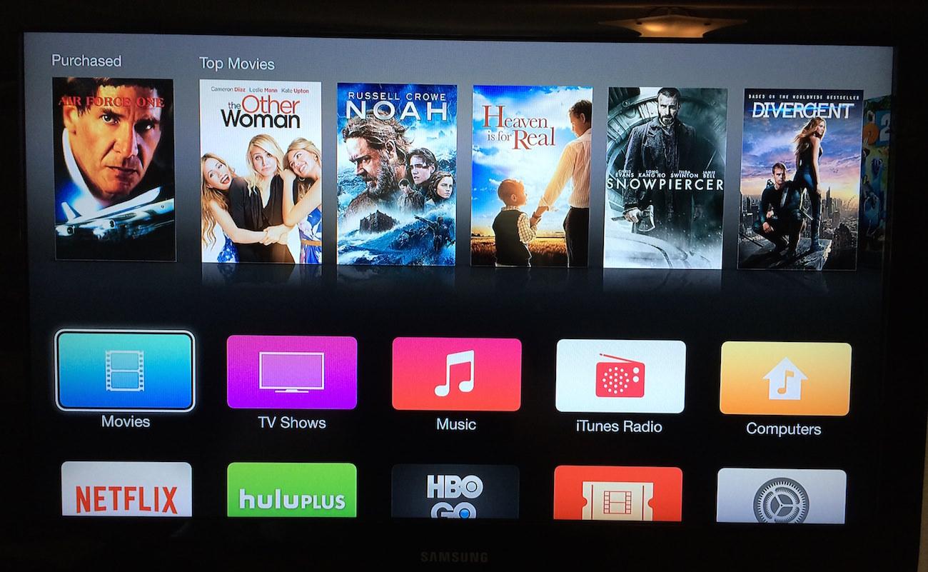 Apple телевидение iTV Russia USA 2