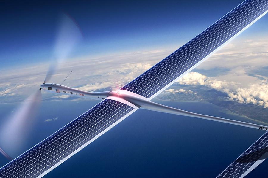 Facebook успешно провела испытания дронов для доставки интернета в любой точку планеты