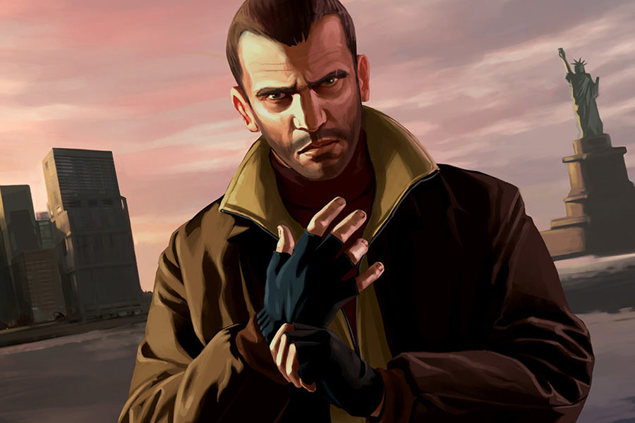 В 2017 году на iOS выйдет полноценная Grand Theft Auto IV