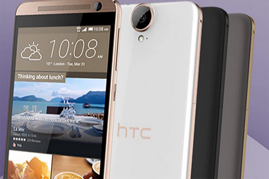 HTC представила новый 64-битный смартфон One E9+