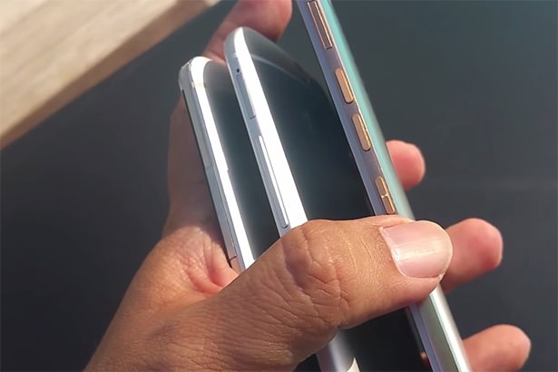 Первый видеообзор смартфона HTC One M9