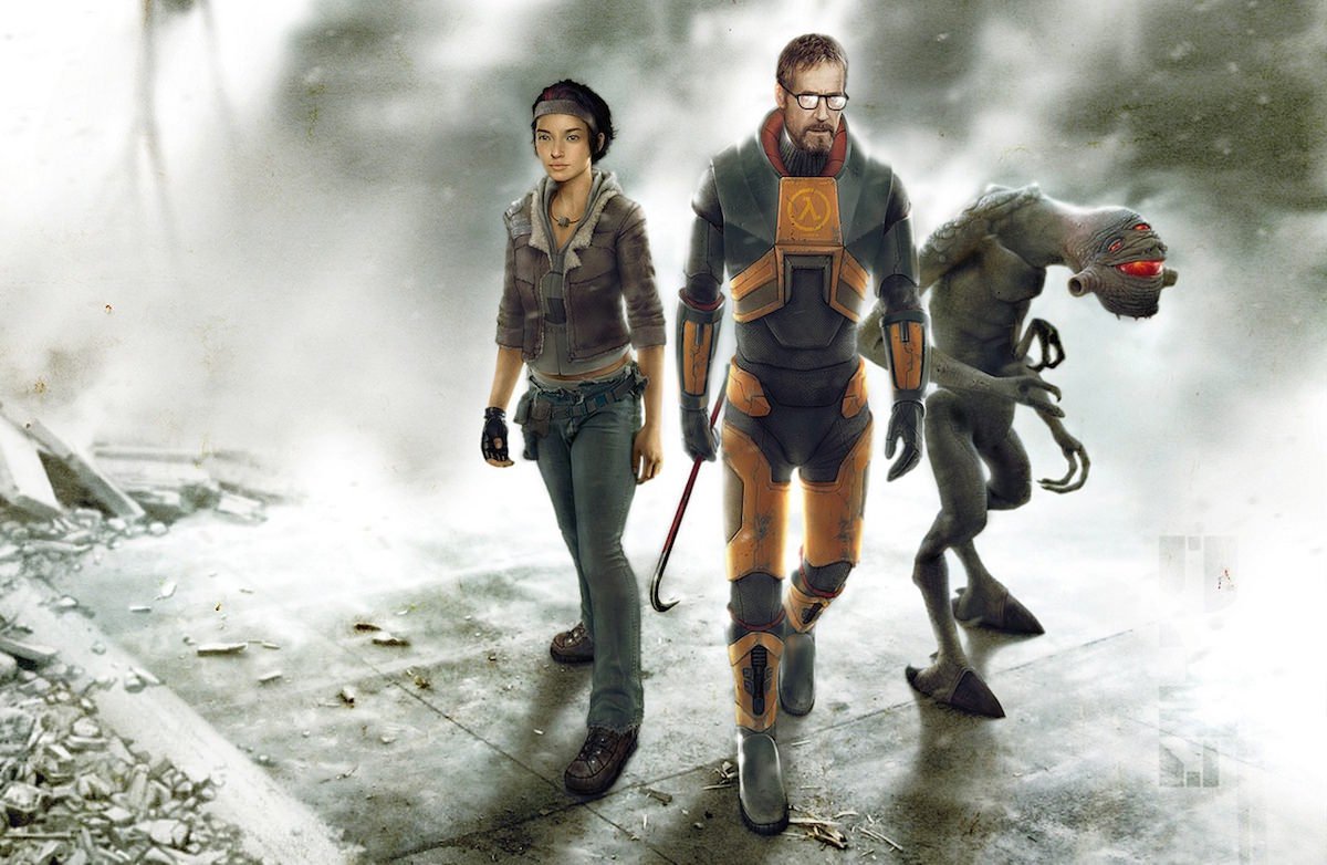 Half-Life 2 iOS Update iOS Windows Steam