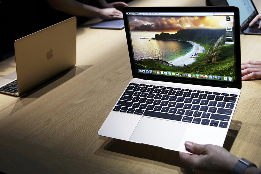 Ноутбук MacBook Air 12 Retina оказался слабее обычной версии MacBook Air 11 Mid 2014