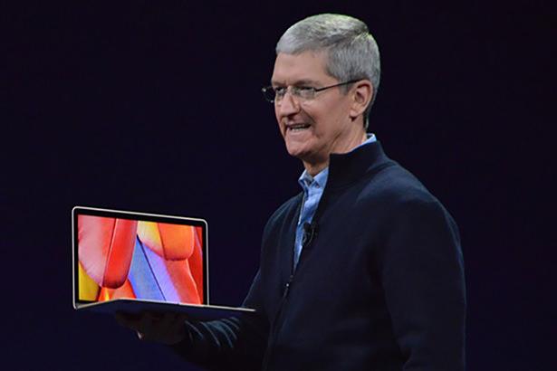 Apple представила MacBook Air 12 с Retina дисплеем и бесшумной системой охлаждения