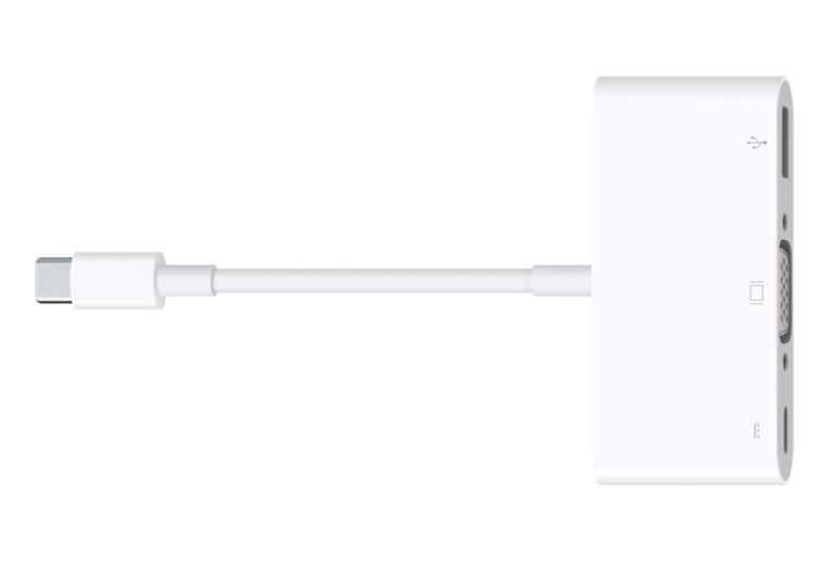 MacBook Air 12 Retina USB Type-C 6