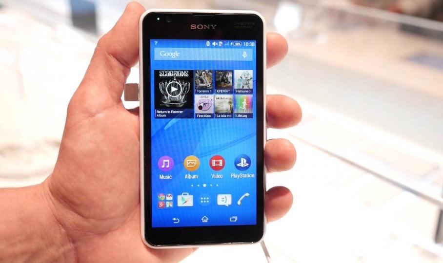 Sony Xperia E4G 2 Russia