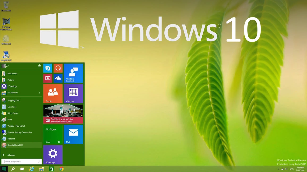 Windows 10 Apple PC Update Review Russia Cortana Rus 2